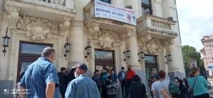 Maratonul vaccinării din Caracal a fost un succes