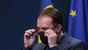 Florin Cîțu, despre moțiunea de cenzură: Dacă CCR ne dă dreptate, voi cere demisia lui Ludovic Orban și a Ancăi Dragu