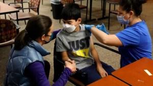 A început vaccinarea anti-COVID a copiilor. Peste 200 de copii din Olt au fost imunizați