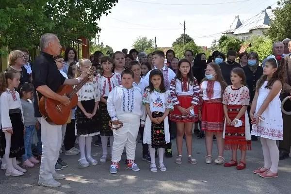 priseaca-3 Priseaca, comuna unde eroi sunt celebrați