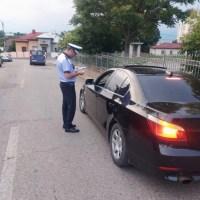 Olt: Şoferi, certați cu legea