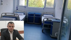 ROTEA: Secția Cronici a Spitalului Balș a fost reabilitată