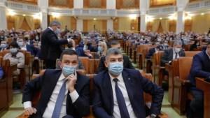 Marcel Ciolacu: Sorin Grindeanu, Gabriela Firea şi Vasile Dîncu vor fi vicepreşedinţi la Senat și Camera Deputaţilor