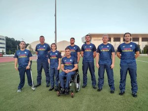 Au început Jocurile Paralimpice de Vară de la Tokyo. Slătineanul Eugen Pătru printre sportivii României