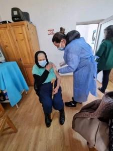 Echipele mobile reiau vaccinare anti-COVID în satele din Olt