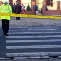 Un copil de 2 ani-  victimă într-un accident rutier produs în centrul Slatinei