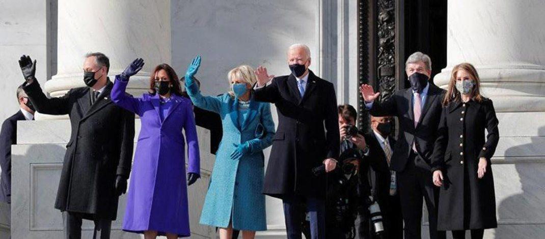 ABD'nin 46. Başkanı Joe Biden…