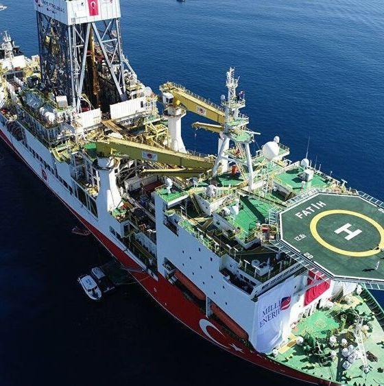 Yeni doğalgaz keşfi