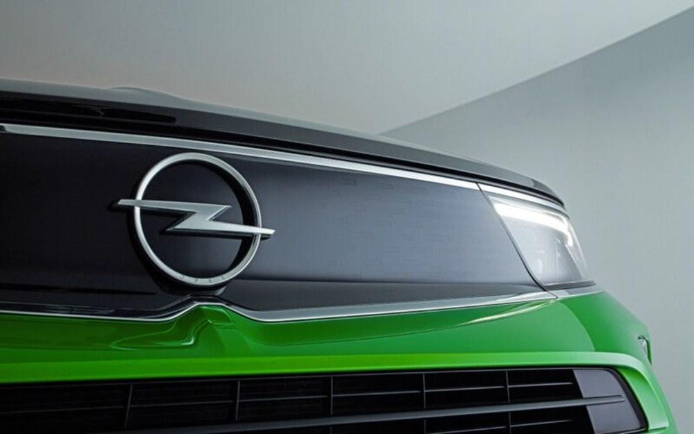 PSA Opel Logosunu Yeniledi