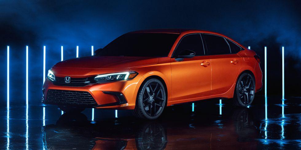 Yeni Honda Civic Tanıtıldı