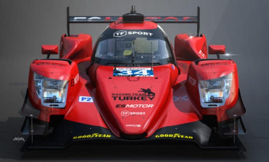 Türkiye Le Mans Pistinde Yarışacak