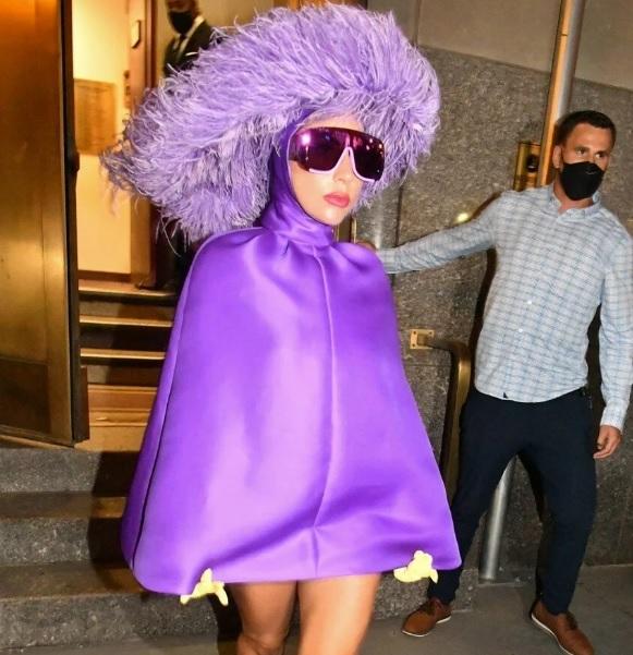 Lady Gaga Yine İlgi Odağı Oldu