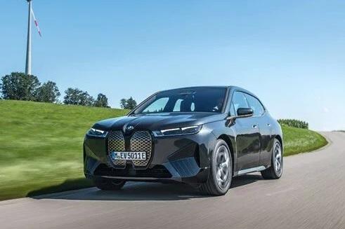 BMW iX Türkiye'de