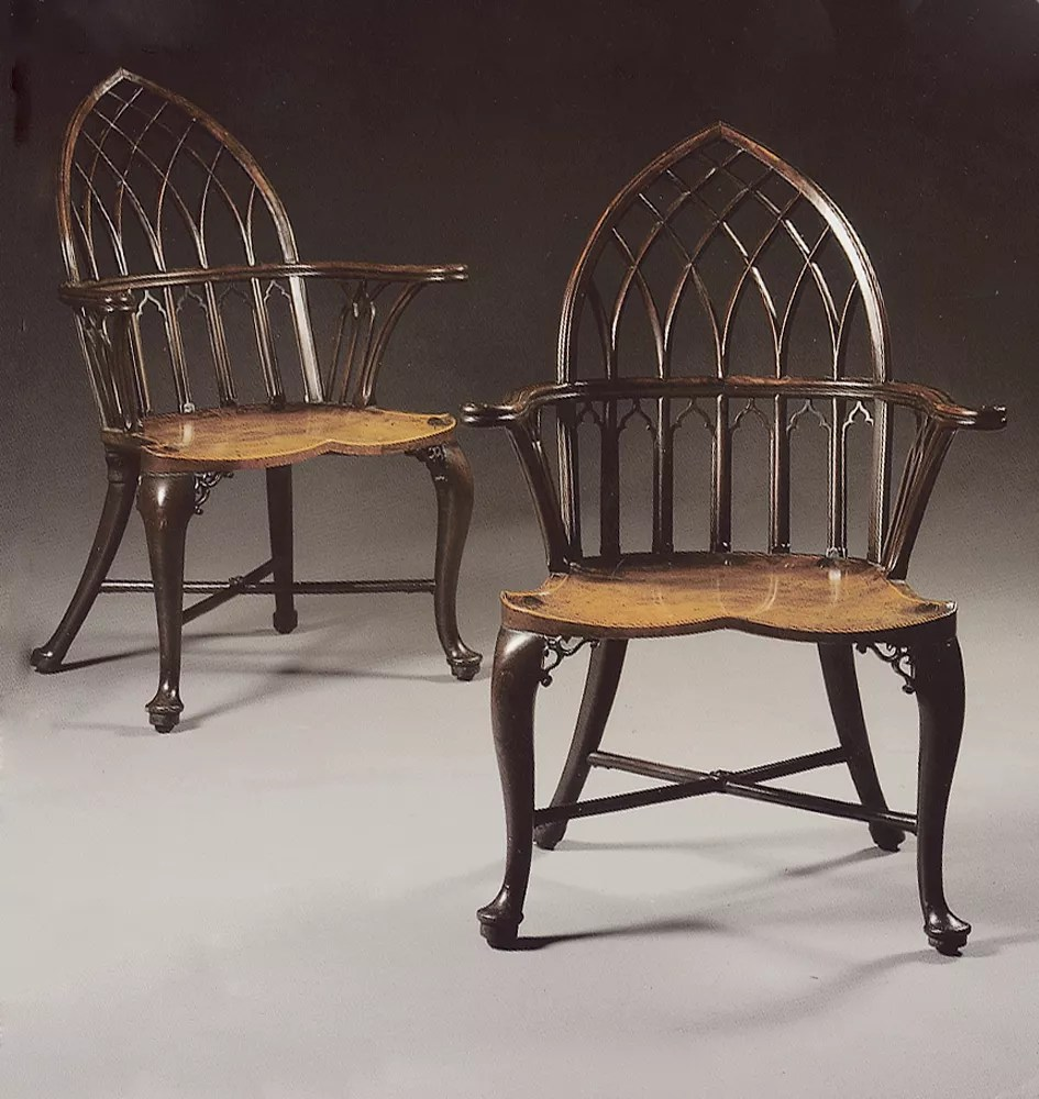 how are chairs made bedroom long chair guide to buying windsor gothic style