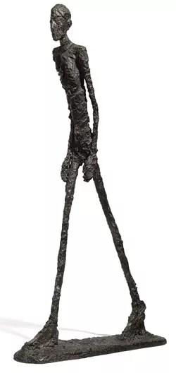 L'homme Qui Marche De Giacometti : l'homme, marche, giacometti, Makes, £58m, Walking, Special?