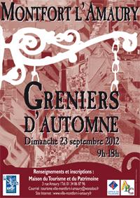 Greniers d'automne (23 septembre 2012)