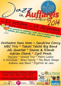 Jazz in Auffargis 2014 (diff)