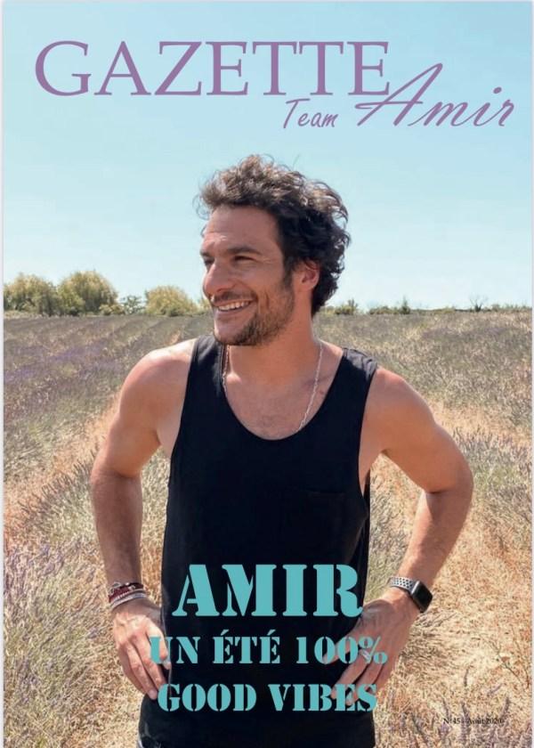 Gazette Team Amir août 2020 N°45