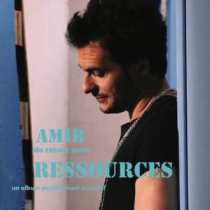 Amir de retour avec Ressources