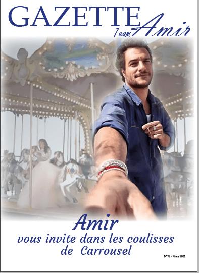 Amir clip carrousel
