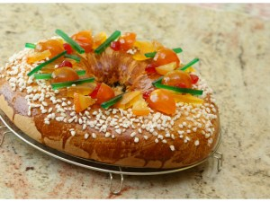 brioche fruits confits