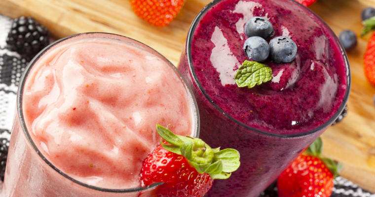 Smoothie : remixez la danse du fruit mixé !