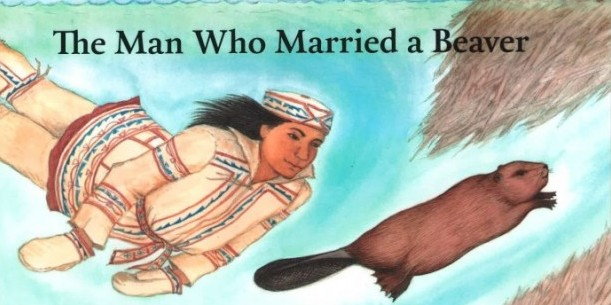 The Labrador Institute has published a new book, The Man Who Married a Beaver, based on an Innu legend.