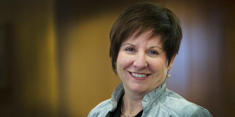 Iris Petten, chair of the Board of Regents