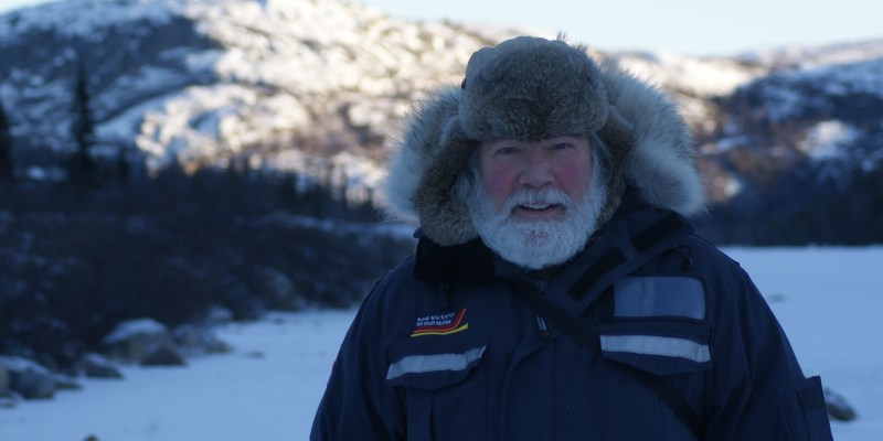 Dr. Tom Gordon is leading a $7.4M research project focused on protecting and preserving Labrador Inuit tradition and culture.