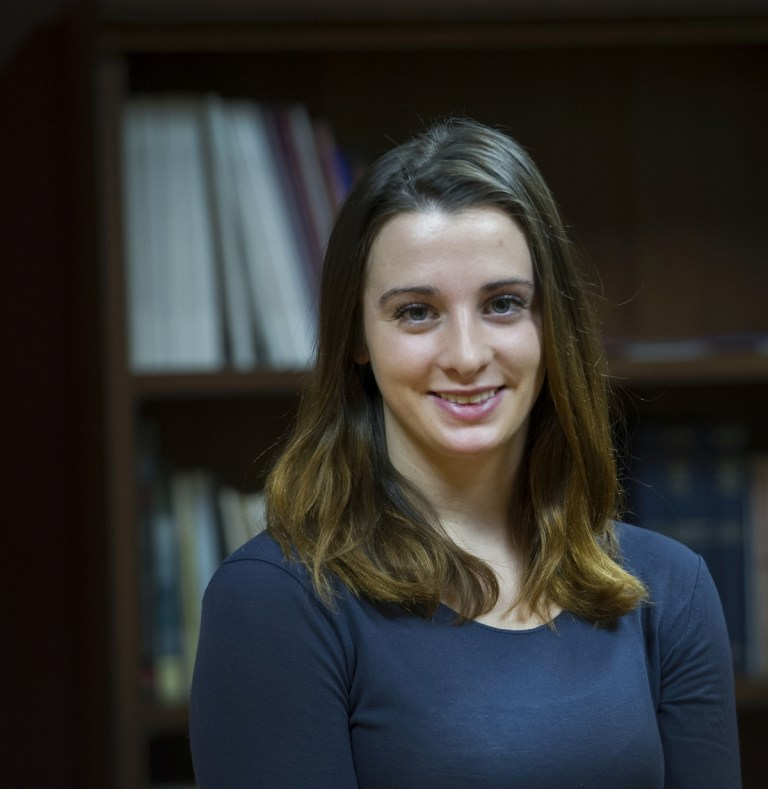 Hayley Crichton is hoping her doctoral work sheds new important light on incarceration.