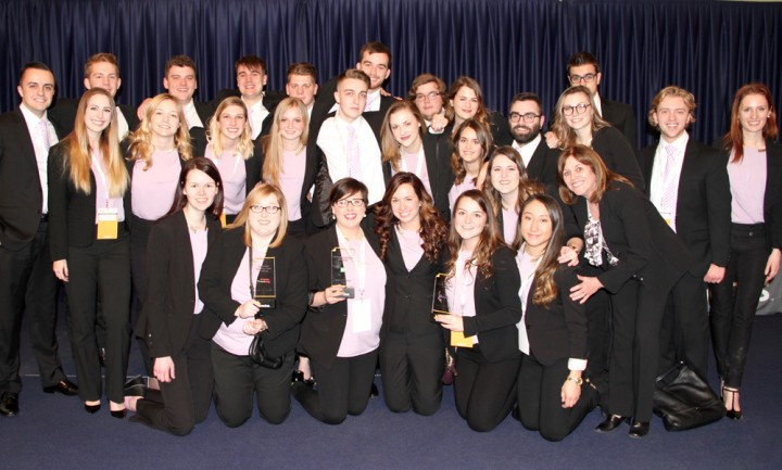 The Enactus Memorial team won its 18th regional title Feb. 25-26 in Halifax, N.S.