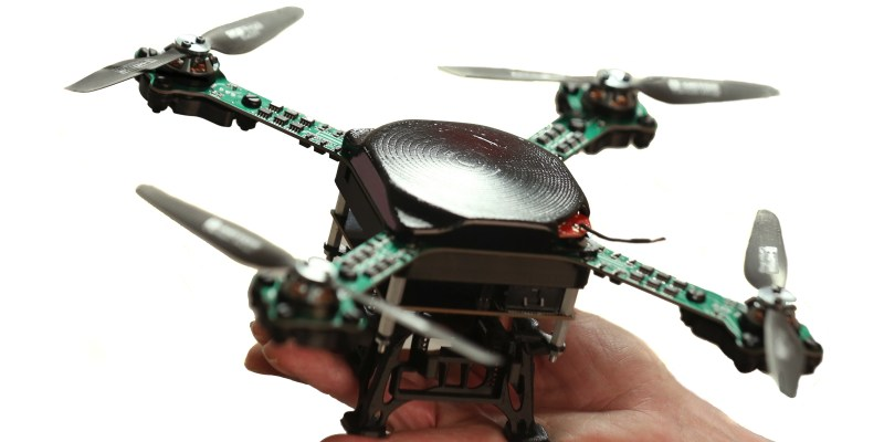 A drone that uses Agile components.