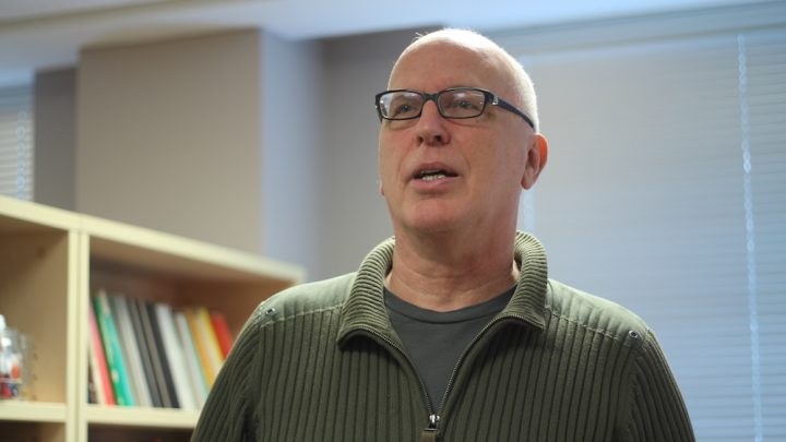 Dr. Gerard van Herk studies language change