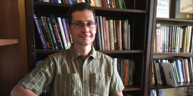 Dr. Mark Stoddart