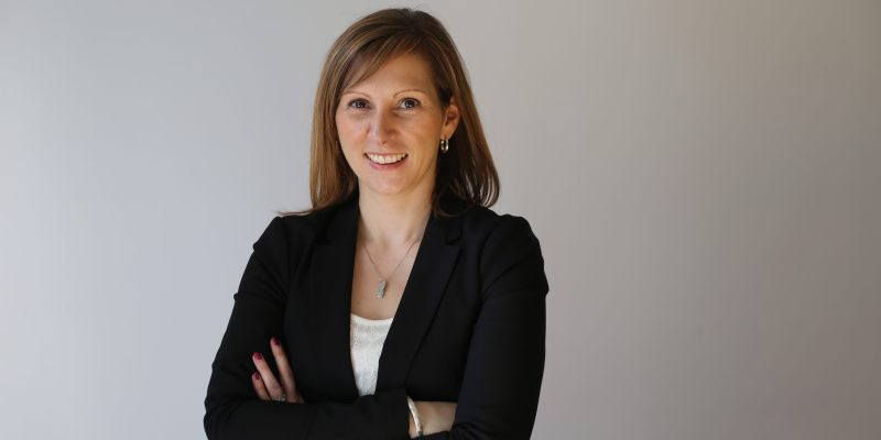 Michelle Simms is the new president and chief executive officer of the Genesis Centre.