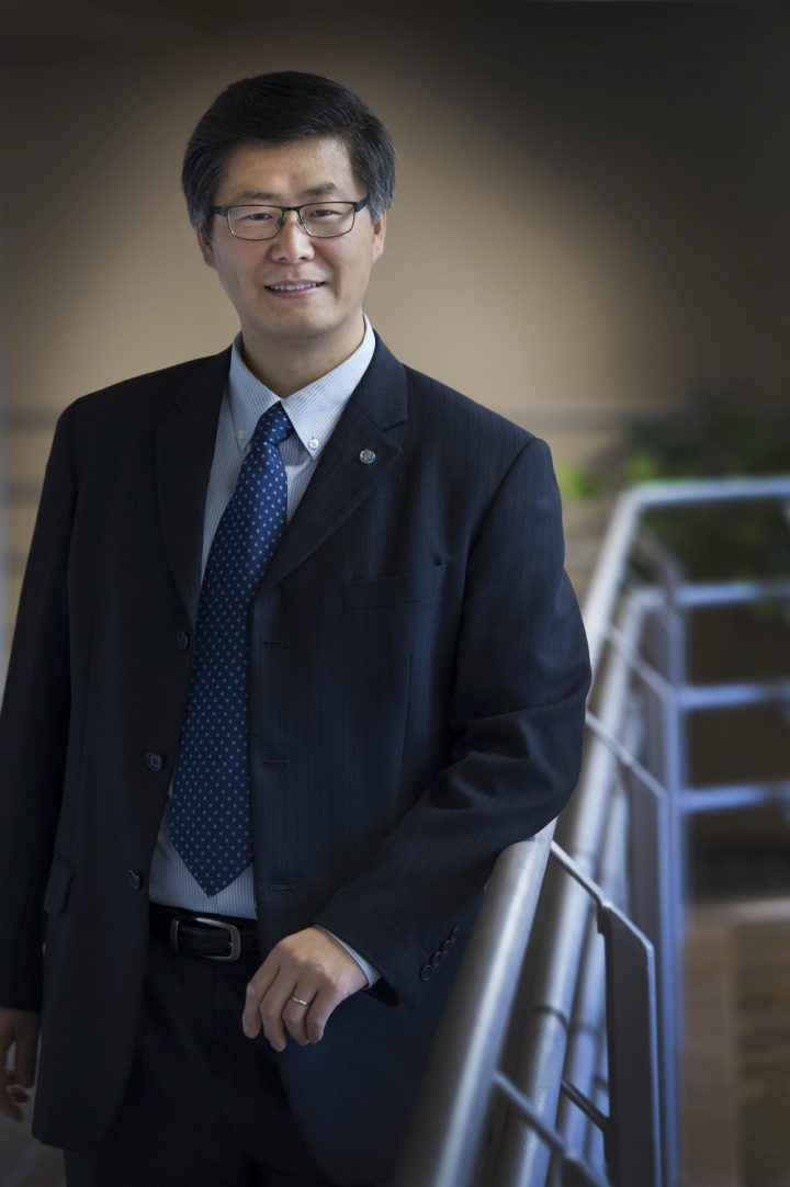 Dr. Bing Chen has been named to the College of New Scholars, Artists and Scientists of the Royal Society of Canada.