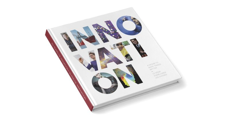 The Canada Foundation for Innovation has published the new book Innovation..