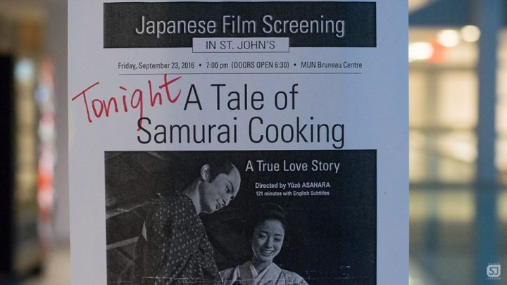 The Japanese Culture Club hosted a film screening recently.