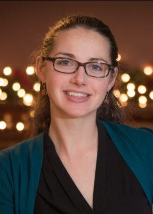 Dr. Meghan Forsyth is interim director, Bruneau Centre for Excellence in Choral Music.