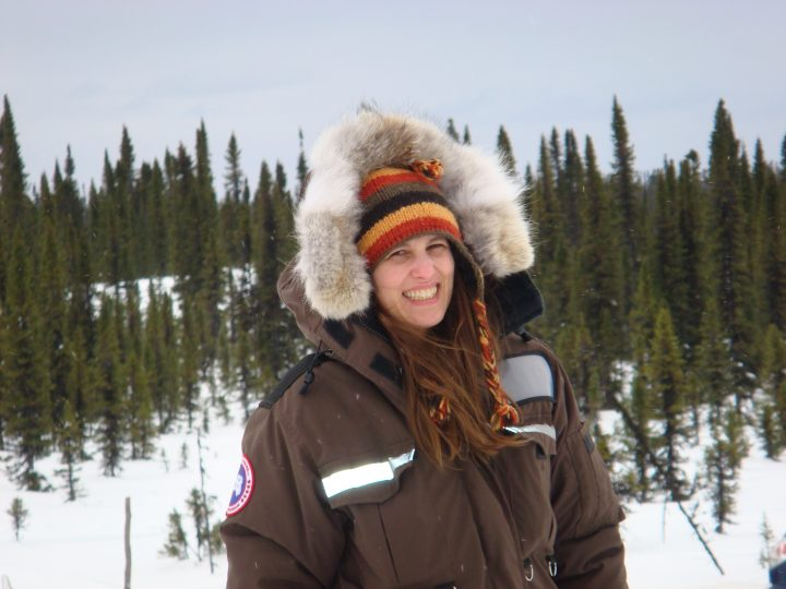 Dr. Carolina Tytelman in Labrador
