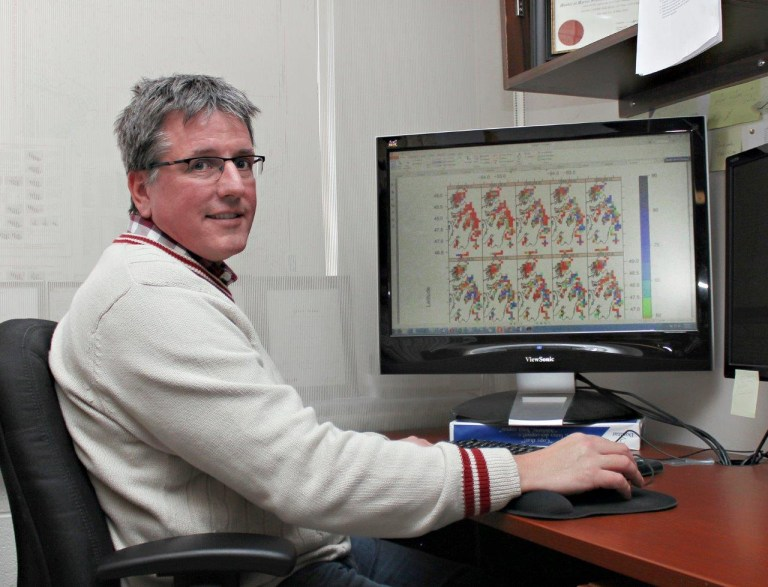 Dr. Noel Cadigan is a quantitative fisheries scientist with the Fisheries and Marine Institute's Centre for Fisheries Ecosystems Research (CFER) and the first Ocean Choice International Research Chair in Stock Assessment and Sustainable Harvest Advice for Northwest Atlantic Fisheries