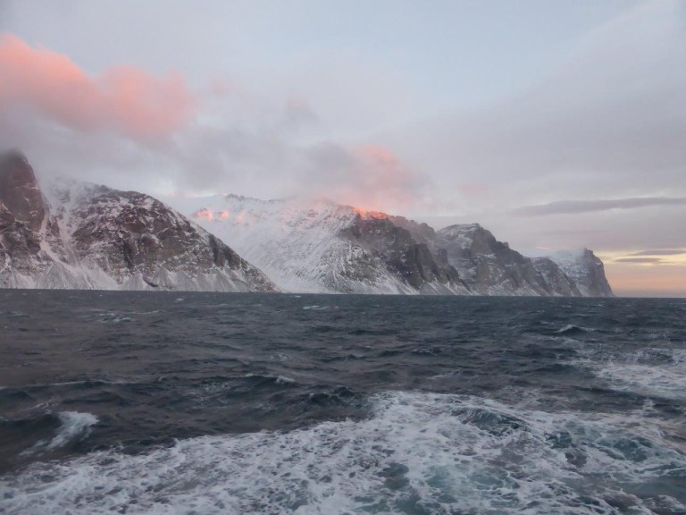 Baffin Bay, Amundsen cruise in 2015 to evaluate seafloor biodiversity as part of ArcticNet…OFI will engage in similar activities to establish baseline conditions in key ecosystems.