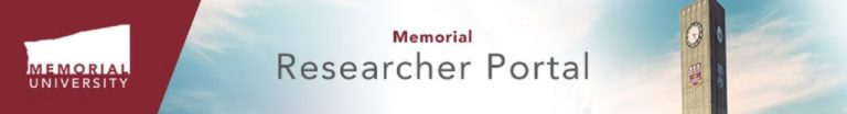 Memorial Researcher Portal - Phase two: Dec. 12, 2017