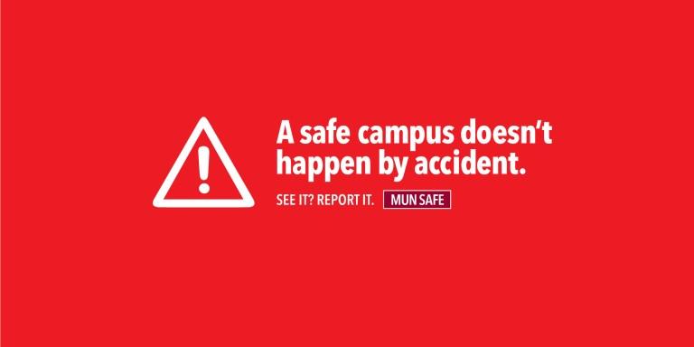 MUN Safe reporting