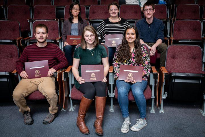 Book Prize winners