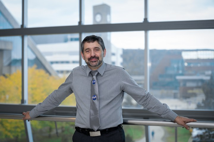 Dr. Nicholas Welch, Tier 2 Canada Research Chair in Change, Adaptation and Revitalization of Aboriginal Languages, Department of Linguistics, Faculty of Humanities and Social Sciences.