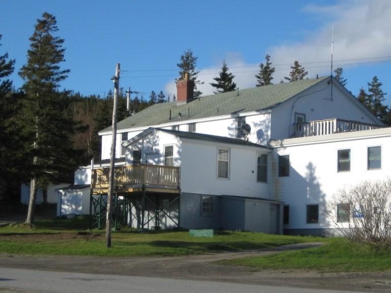 The Bonne Bay Cottage Hospital Heritage Corporation headquarters.