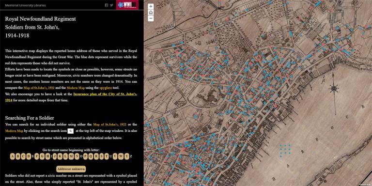 GIS Story Map