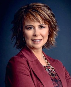 Sheila Fitzgerald, mayor of Roddickton-Bide Arm
