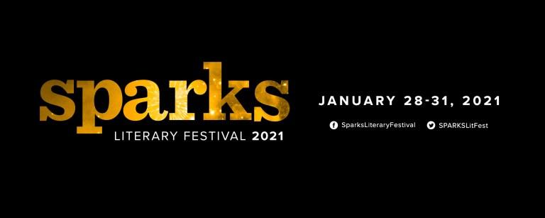 SPARKS Literary Festival 2021 banner